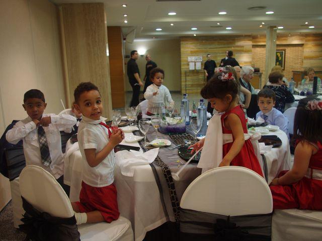 La boda de Estefania y Itamar en Valencia, Valencia 14