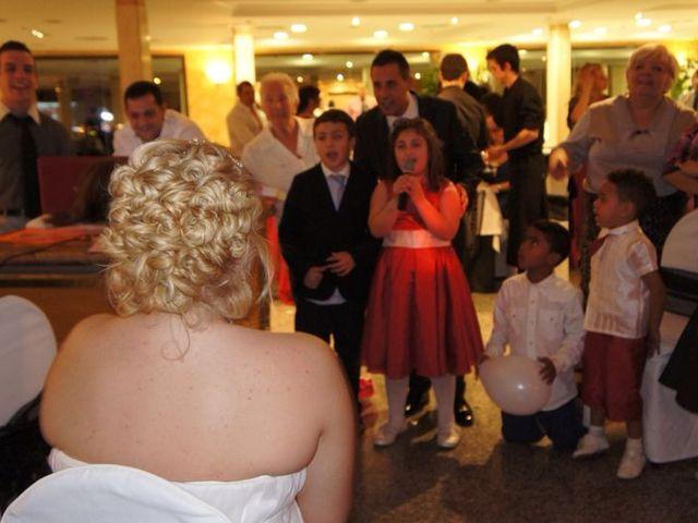 La boda de Estefania y Itamar en Valencia, Valencia 15