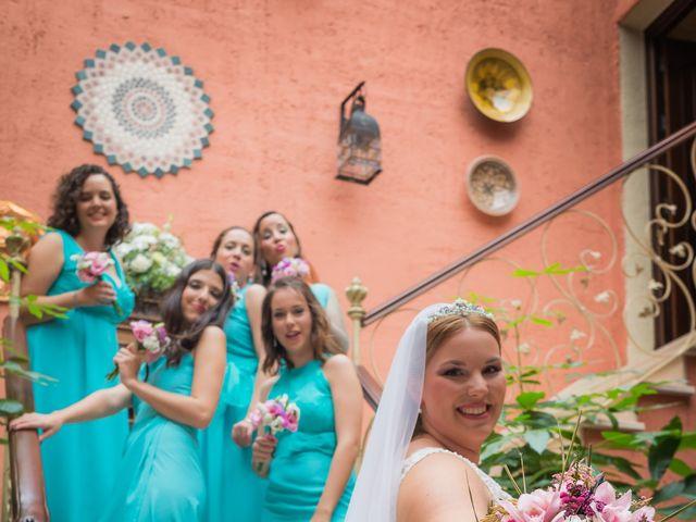 La boda de Carmona y Julia en Utrera, Sevilla 9