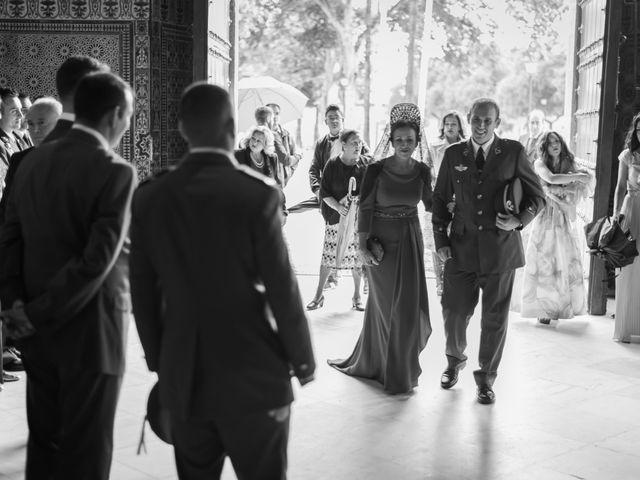 La boda de Carmona y Julia en Utrera, Sevilla 20