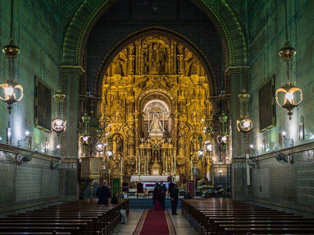 La boda de Carmona y Julia en Utrera, Sevilla 21