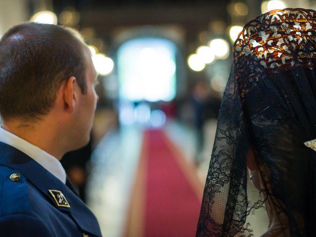 La boda de Carmona y Julia en Utrera, Sevilla 22