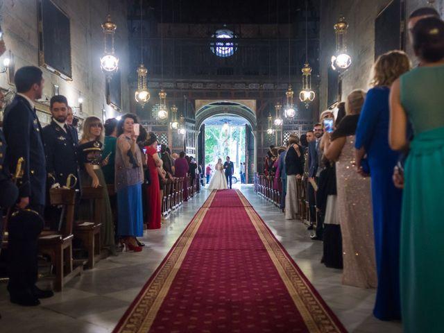La boda de Carmona y Julia en Utrera, Sevilla 27