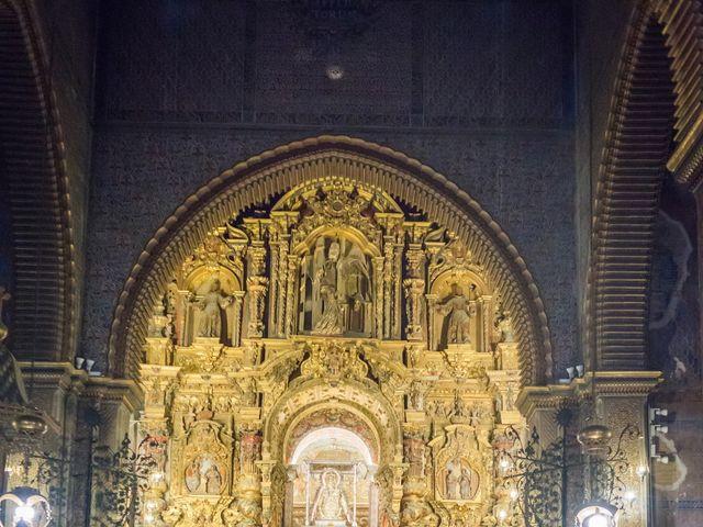 La boda de Carmona y Julia en Utrera, Sevilla 31