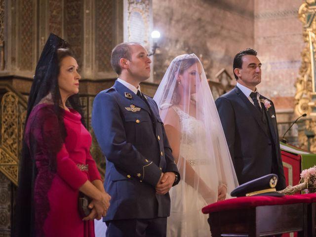 La boda de Carmona y Julia en Utrera, Sevilla 35