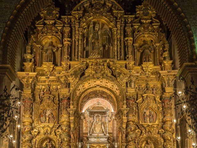 La boda de Carmona y Julia en Utrera, Sevilla 41