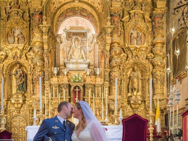 La boda de Carmona y Julia en Utrera, Sevilla 1