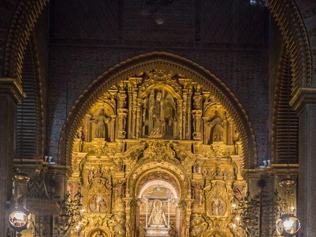 La boda de Carmona y Julia en Utrera, Sevilla 43