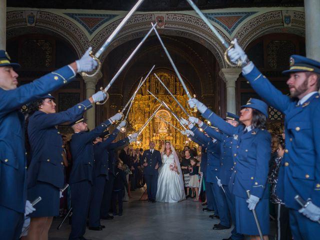 La boda de Carmona y Julia en Utrera, Sevilla 44