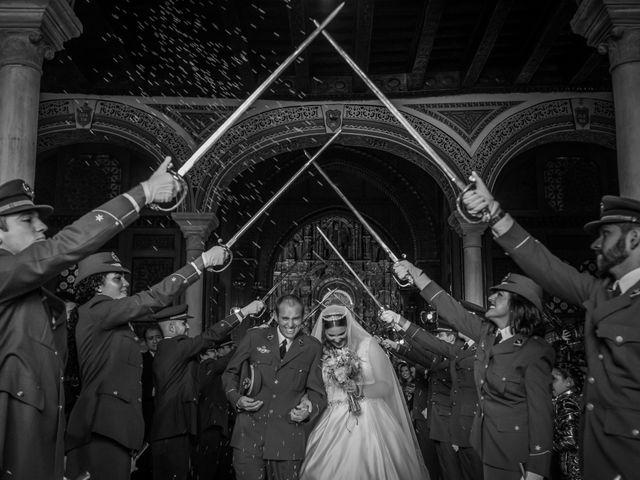 La boda de Carmona y Julia en Utrera, Sevilla 2