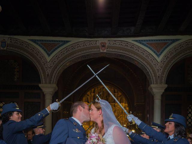La boda de Carmona y Julia en Utrera, Sevilla 45