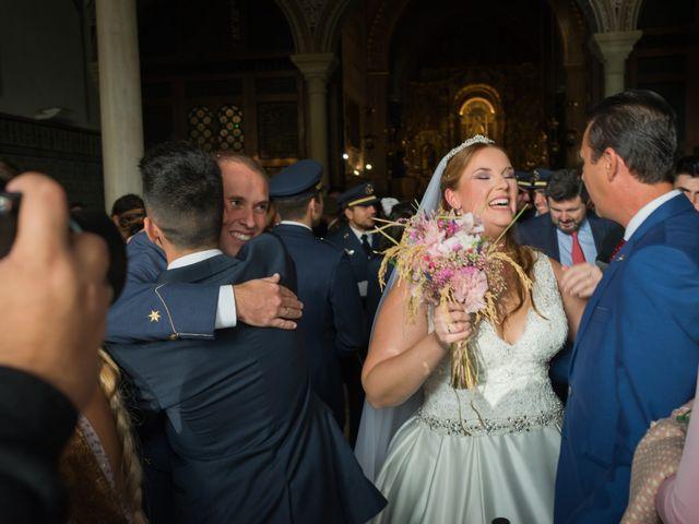La boda de Carmona y Julia en Utrera, Sevilla 48