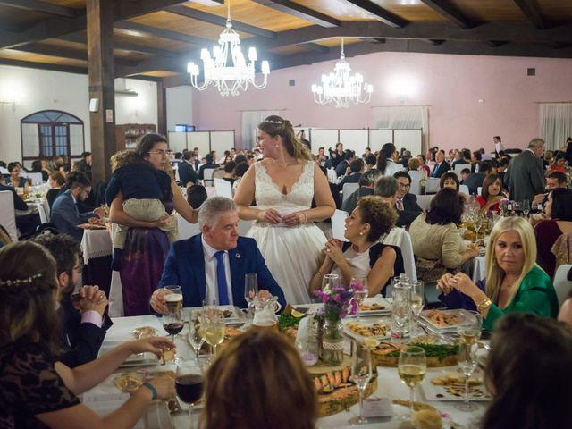 La boda de Carmona y Julia en Utrera, Sevilla 71