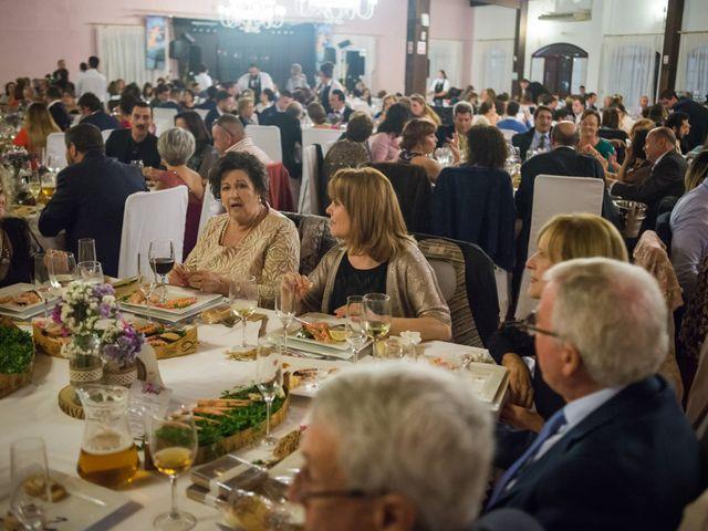 La boda de Carmona y Julia en Utrera, Sevilla 72