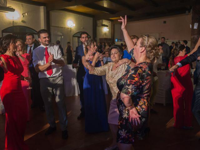 La boda de Carmona y Julia en Utrera, Sevilla 81