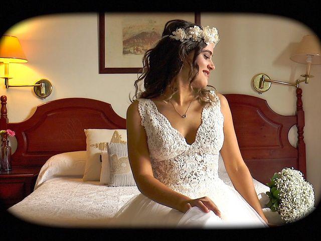 La boda de Alberto y Talía en Galdar, Las Palmas 11