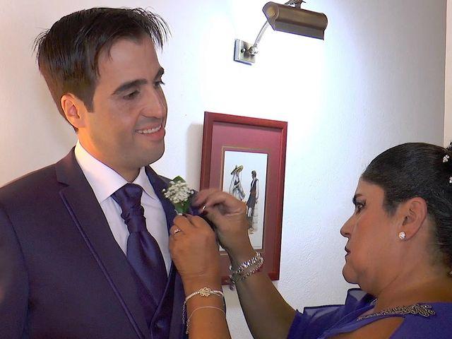 La boda de Alberto y Talía en Galdar, Las Palmas 19