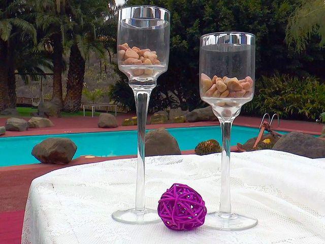 La boda de Alberto y Talía en Galdar, Las Palmas 23