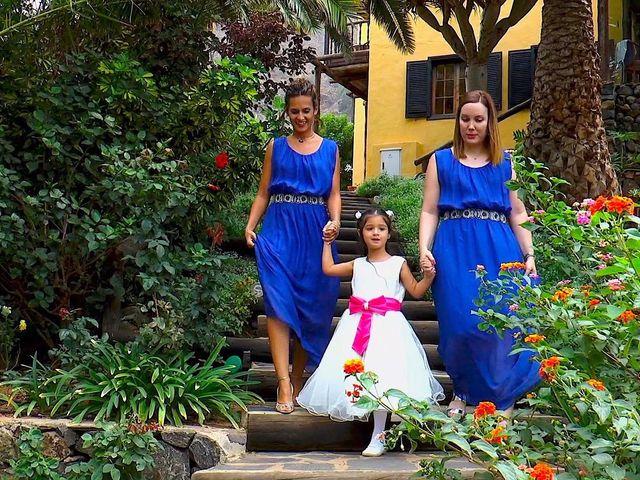 La boda de Alberto y Talía en Galdar, Las Palmas 26