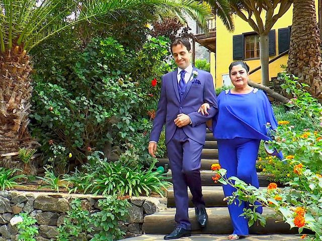 La boda de Alberto y Talía en Galdar, Las Palmas 27