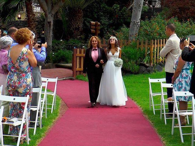 La boda de Alberto y Talía en Galdar, Las Palmas 30