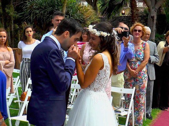 La boda de Alberto y Talía en Galdar, Las Palmas 32