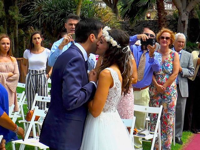 La boda de Alberto y Talía en Galdar, Las Palmas 33