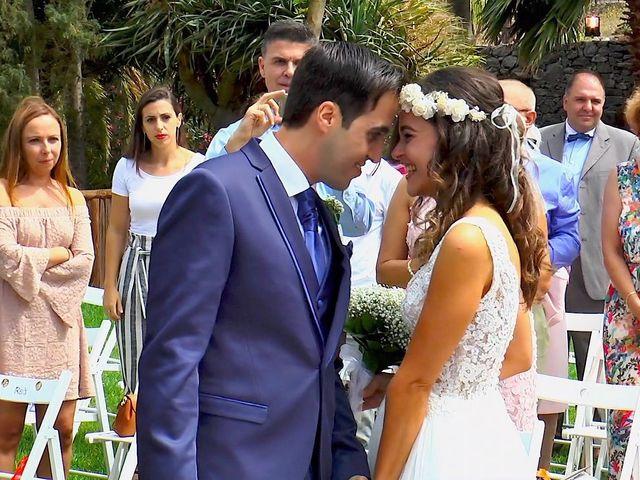 La boda de Alberto y Talía en Galdar, Las Palmas 34