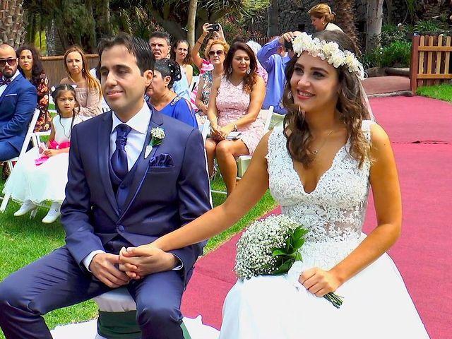 La boda de Alberto y Talía en Galdar, Las Palmas 35