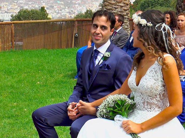 La boda de Alberto y Talía en Galdar, Las Palmas 37