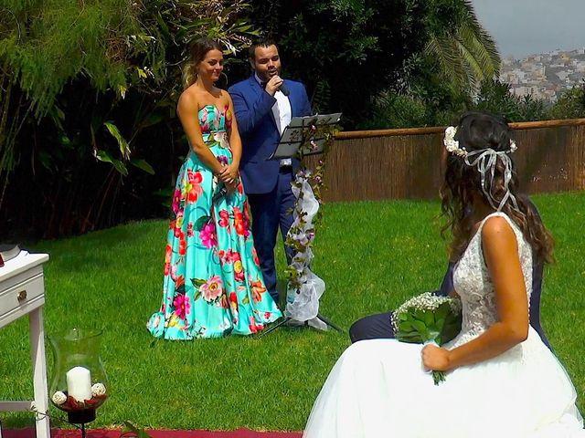 La boda de Alberto y Talía en Galdar, Las Palmas 38