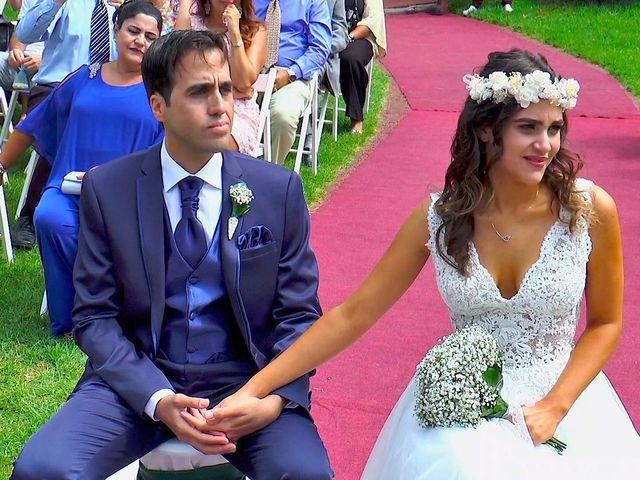La boda de Alberto y Talía en Galdar, Las Palmas 40
