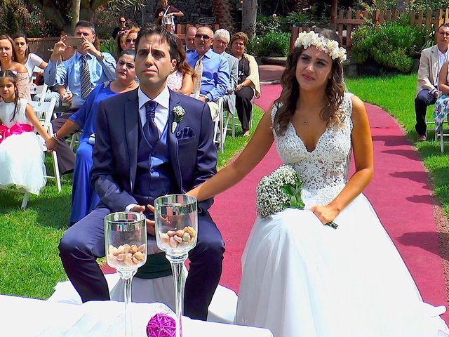 La boda de Alberto y Talía en Galdar, Las Palmas 42