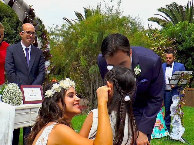 La boda de Alberto y Talía en Galdar, Las Palmas 43