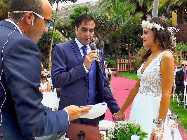 La boda de Alberto y Talía en Galdar, Las Palmas 44