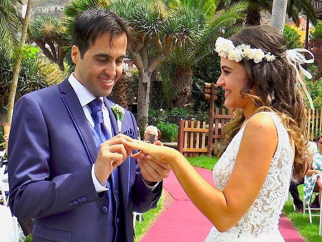 La boda de Alberto y Talía en Galdar, Las Palmas 45