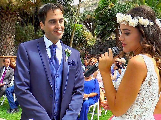 La boda de Alberto y Talía en Galdar, Las Palmas 46
