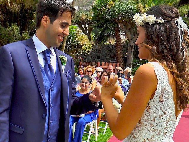 La boda de Alberto y Talía en Galdar, Las Palmas 47
