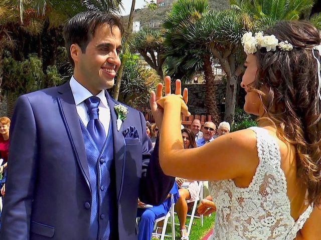 La boda de Alberto y Talía en Galdar, Las Palmas 48