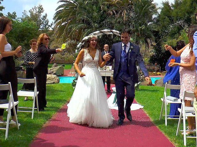 La boda de Alberto y Talía en Galdar, Las Palmas 49