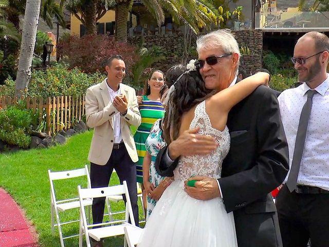 La boda de Alberto y Talía en Galdar, Las Palmas 51