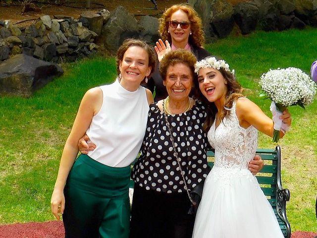 La boda de Alberto y Talía en Galdar, Las Palmas 57