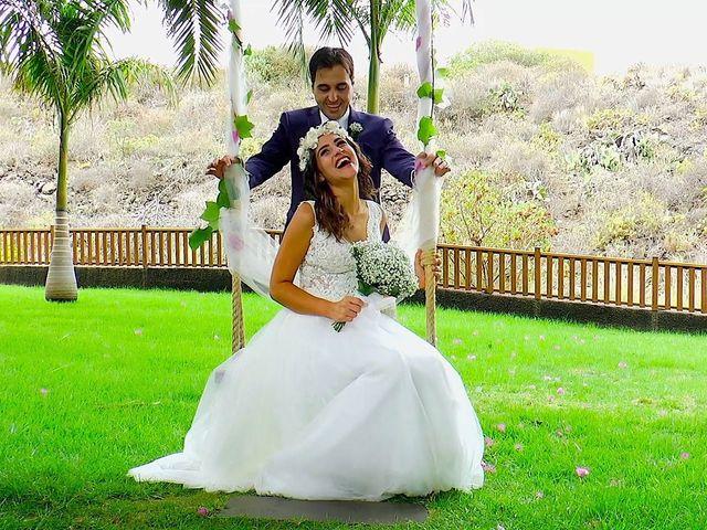 La boda de Alberto y Talía en Galdar, Las Palmas 61