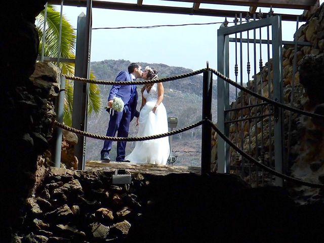 La boda de Alberto y Talía en Galdar, Las Palmas 68