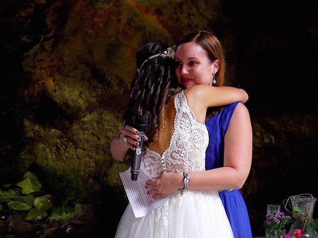 La boda de Alberto y Talía en Galdar, Las Palmas 72