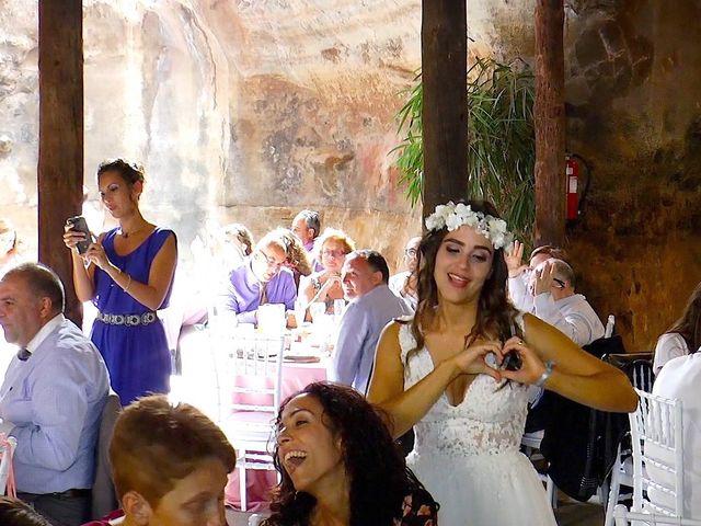 La boda de Alberto y Talía en Galdar, Las Palmas 78