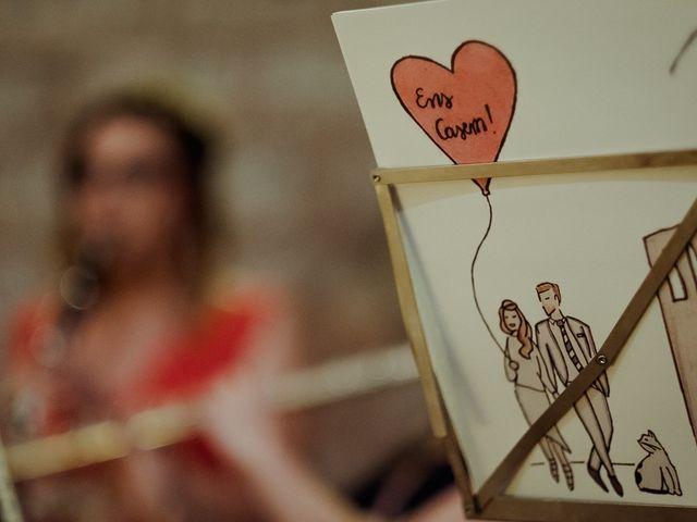 La boda de Marc y Núria en Montseny, Barcelona 23