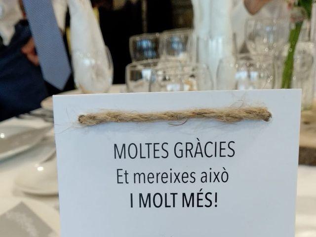 La boda de Noe  y Cris en Terrassa, Barcelona 3