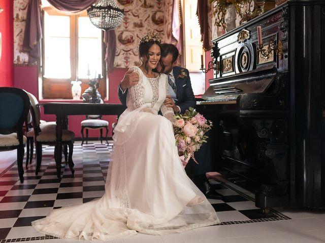 La boda de Carlos y Alejandra en Alfajarin, Zaragoza 1