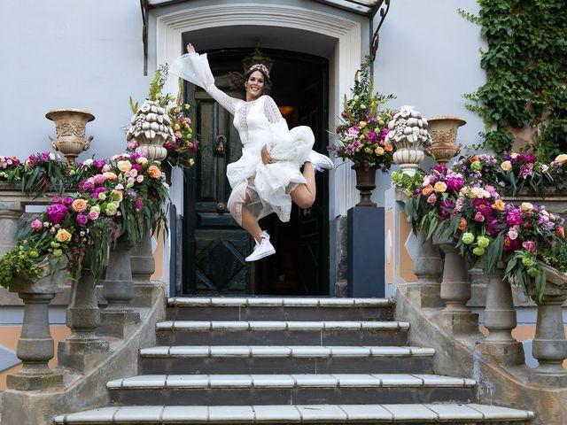 La boda de Carlos y Alejandra en Alfajarin, Zaragoza 2
